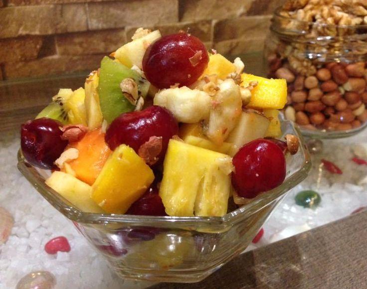 Fruit Nutty Bowl