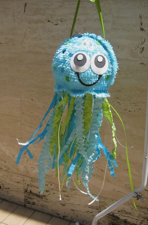 Jellyfish Pinata
