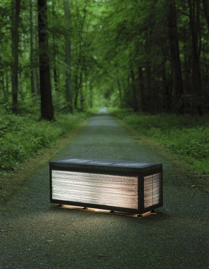 Making Way for New Design Possibilities: Lunacrete Translucent Concrete