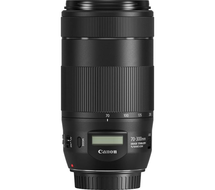 Buy CANON  EF 70-300 mm F/4-5.6 IS II USM Telephoto Zoom Lens Price: £429.00 Top features: - High performance photography with specialised lens elements - Helpful lens display lets you view essential information at a glance - Everyday functionality with a compact and lightweight design High performance photography Delivering excellent image quality, the EF 70-300 mm Telephoto Zoom Lens will...