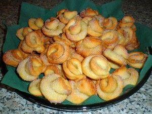 Диетическое печенье с творогом