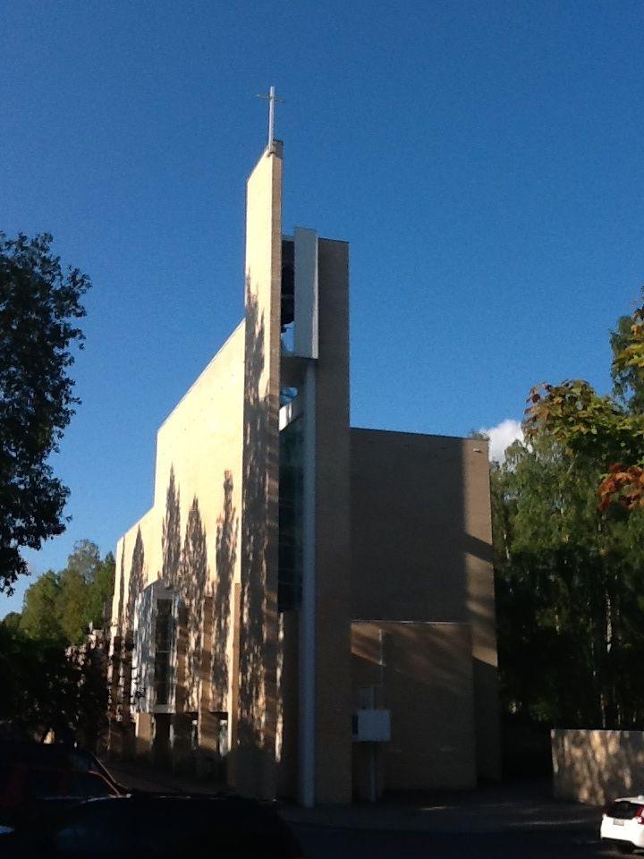 Myyrmäen kirkko
