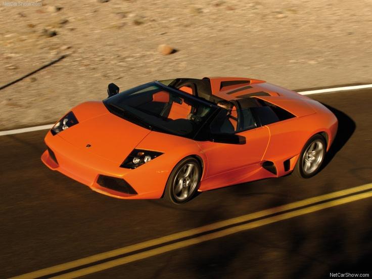 Great Lamborghini Murcielago LP640 Roadster