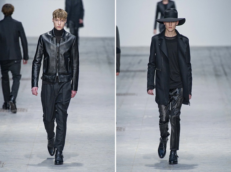 Fucking Young! » Costume National Homme Fall/Winter 2013