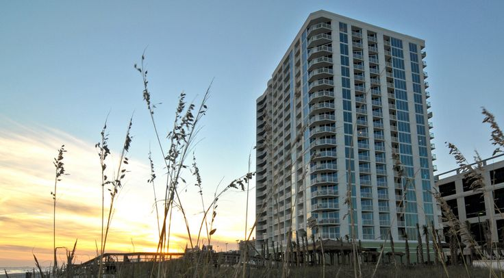 Towers at North Myrtle Beach | Myrtle Beach Seaside Resorts