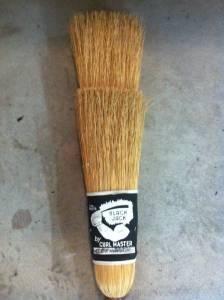 nice curlmaster broom...