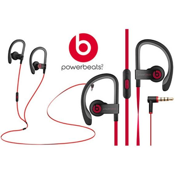 Beats by Dr. Dre Powerbeats² In-Ear Headphones w/ RemoteTalk Cable
