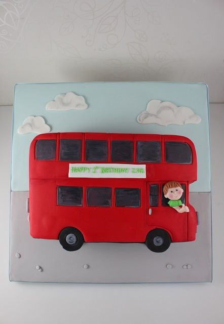 Image result for bus cakes