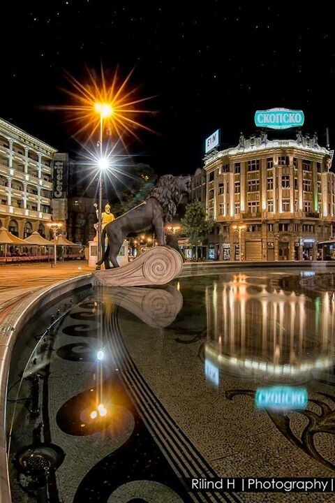 Skopje-Macedonia-Europa