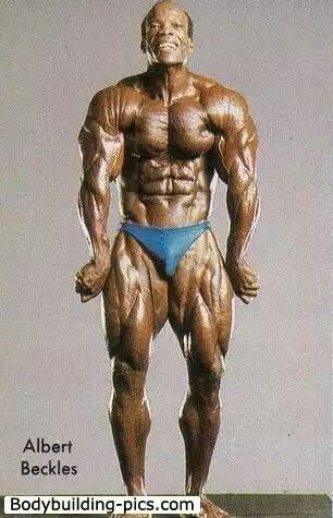 26 best Albert Beckles images on Pinterest | Bodybuilder
