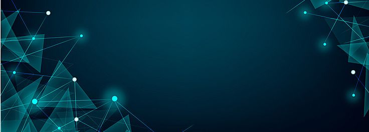 Technology Management Image: Blue Technology Background