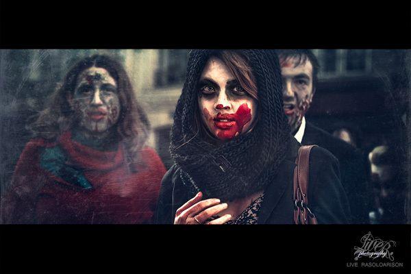 Paris Zombie Walk