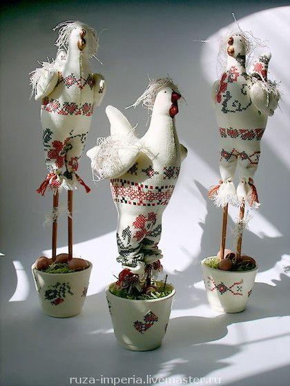 Кухня ручной работы. Ярмарка Мастеров - ручная работа Курочка к Пасхе. Handmade.