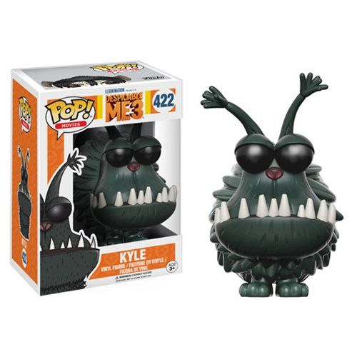 (affiliate link)  Despicable Me 3 Kyle Pop! Vinyl Figure