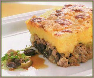 Cocina rapida y facil pastel de carne y polenta - Cocina rapida y facil ...