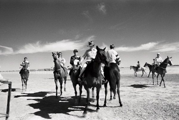 The Birdsville Cup is a documentary photo essay by Berylouise Mitchell