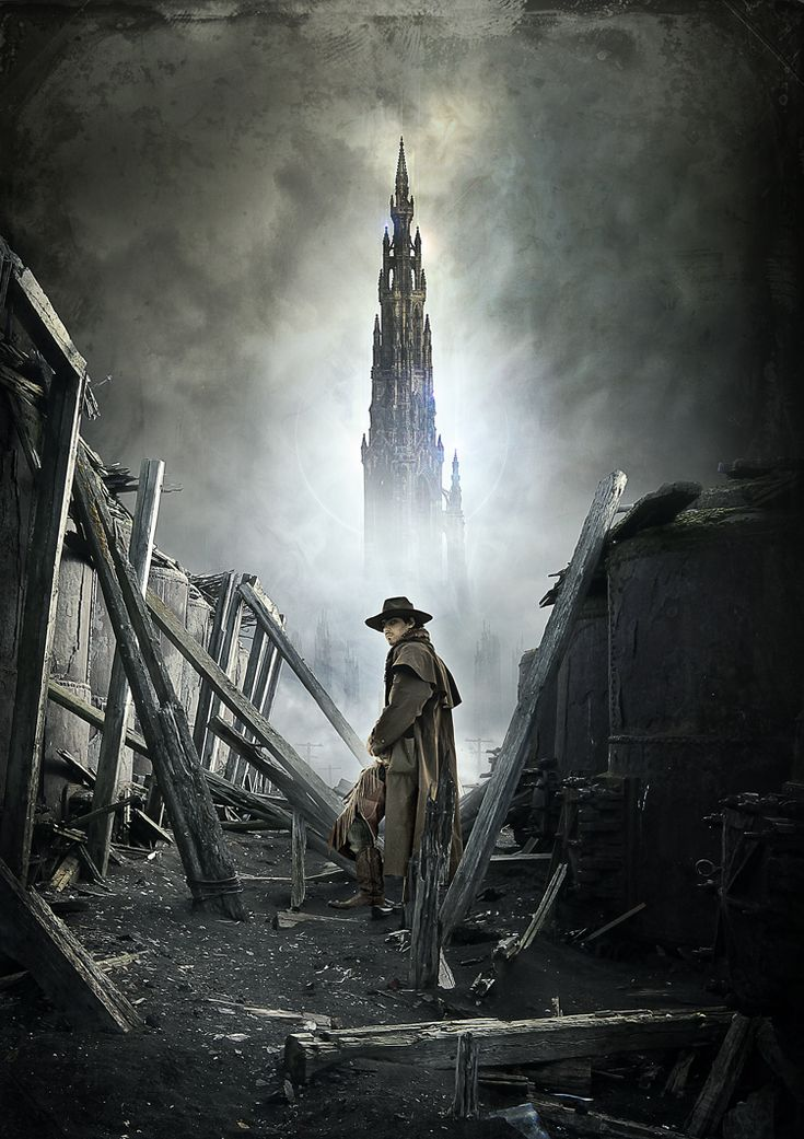 The Dark Tower III: The Wastelands by conzpiracy on deviantART