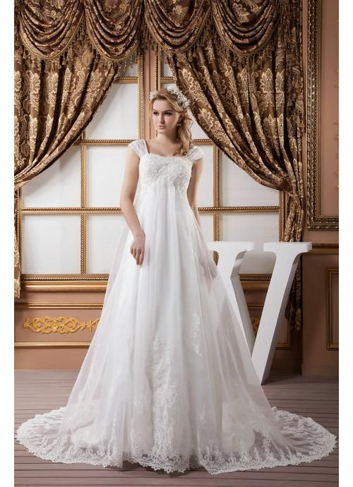 This one made me stop in my tracks. http://www.joybuy.co.uk/Empire-Waist-Plus-Size-Wedding-Dress-2013
