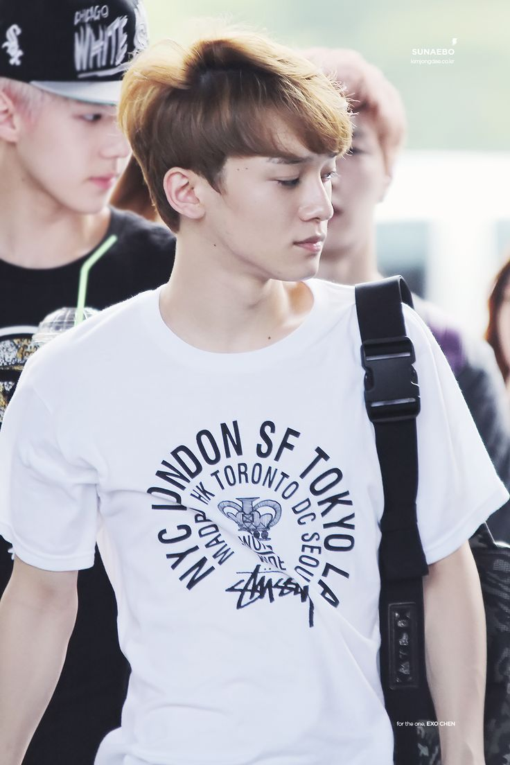 130819 #Chen #EXO