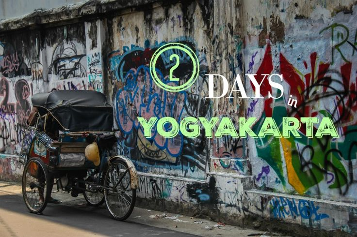 Yogyakarta City Guide 2 Days in Yogyakarta: Things You Can't Miss click to read the full adventure travel blog post.