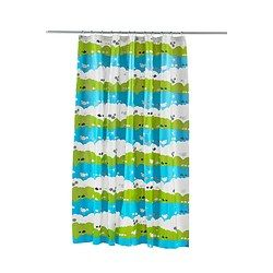 Tirai shower - Tekstil kamar mandi - IKEA