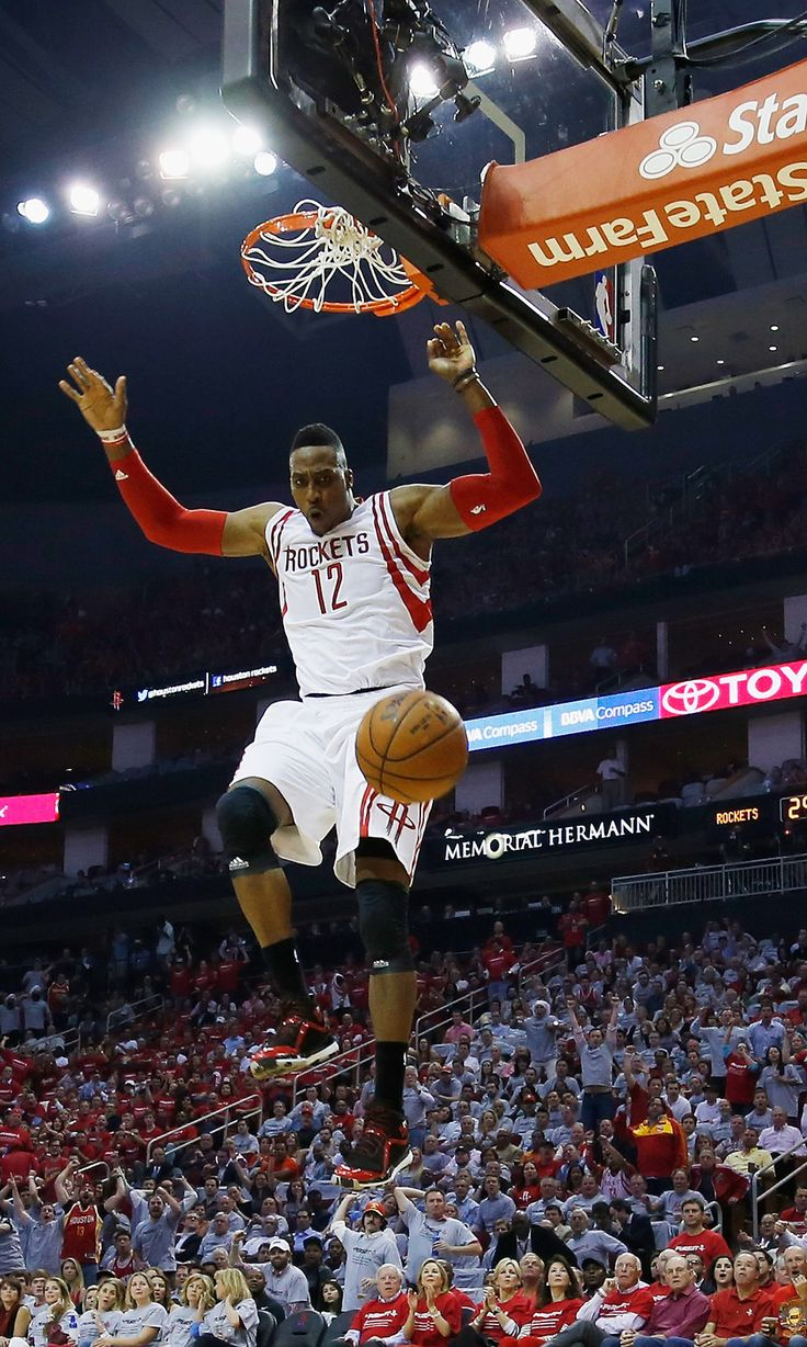Dwight Howard : Must-see NBA playoffs second-round photos