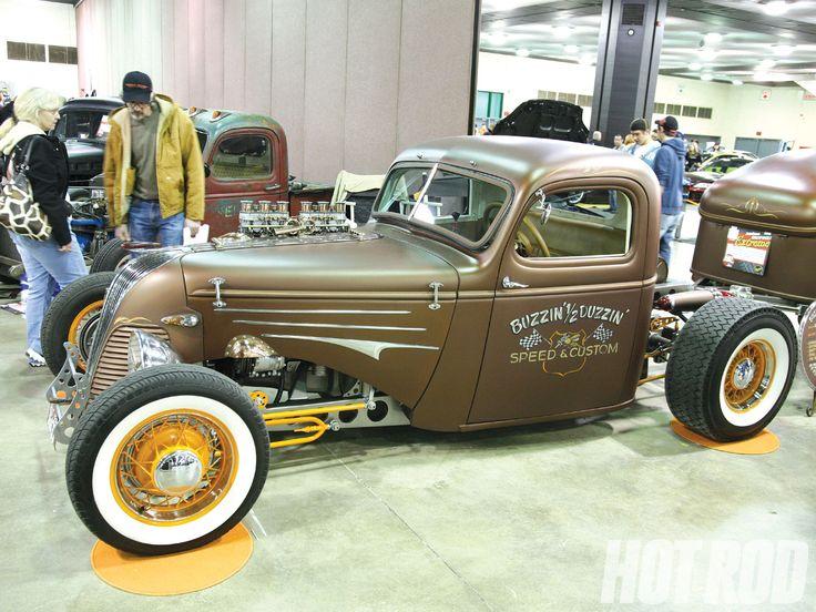rat rods | Rat Rod History 1939 Chevy Truck