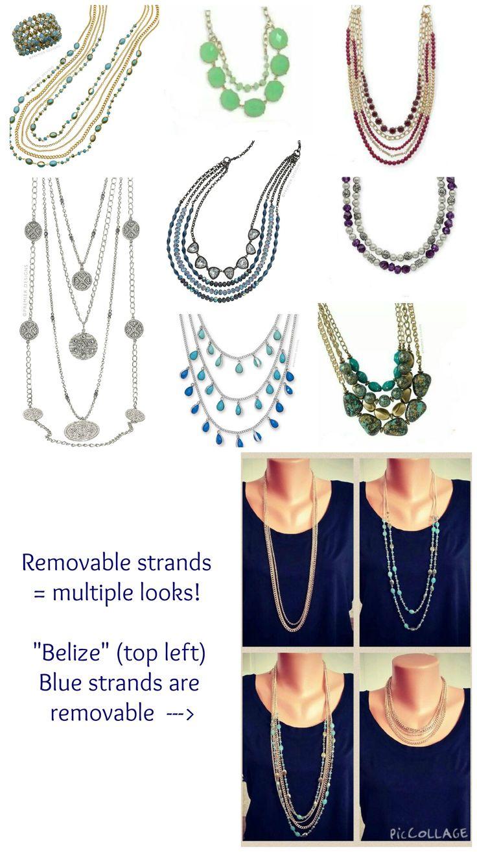 Premier designs jewelry 2015 - Versatility Premierdesigns