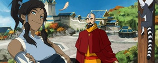 "Discovering that the new Avatar series, ""The Legend of Korra"" is streaming on line, which means my not cable having ass may not have to wait for the DVDs to watch it, made me gasp in genuine delight. This level of glee should happen more often in my life."