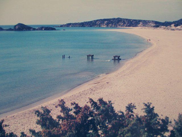 #Chia #sardinia #beach