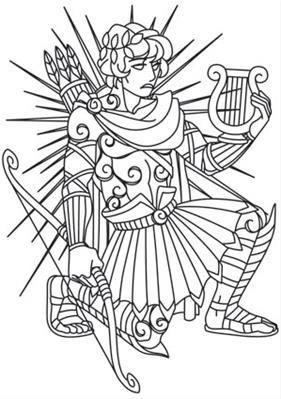 Greek Gods - Apollo_image