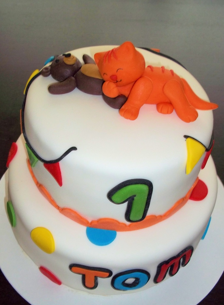 Dikkie Dik taart voor Lucas verjaardag!