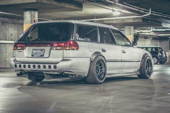 Subaru Legacy wide arch                                                       …