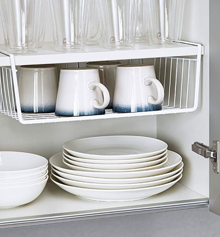 10 Brilliant Ways to Make Your Cabinets More Organized | Kitchn