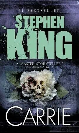 19/50-Carrie by Steven King. Saw the new movie and liked it, decided to read the book. Unsurprisingly, the book blew the movie out of the water, and I was so captured and impressed by this story. Another great by Steven King