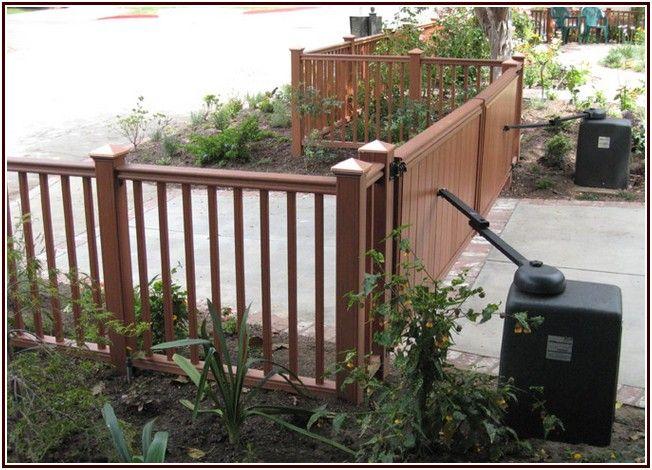 Crewy Vinyl Fence Gate Latch