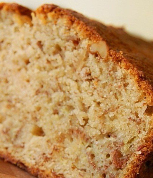 The bread maker can come in handy to get rid of those ripe bananas.  Here is a delicious healthy banana bread recipe.