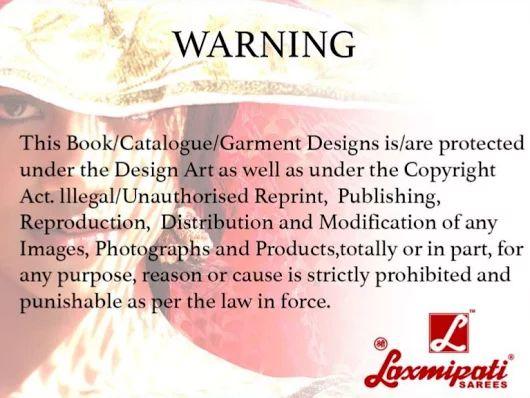 View Laxmipati CATALOG- KANGANA-Designer Printed Sarees
