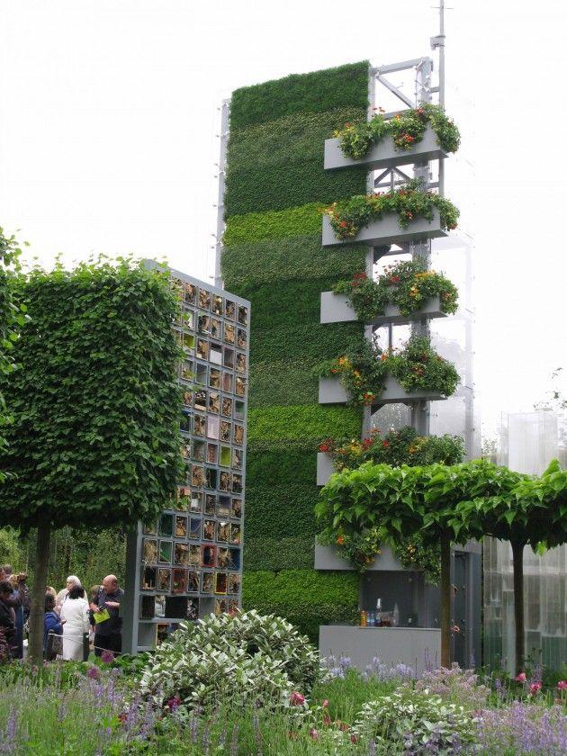 30 Incredible Green Walls 145 best GREEN
