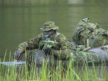 Canadian Special Forces, Pathfinders.