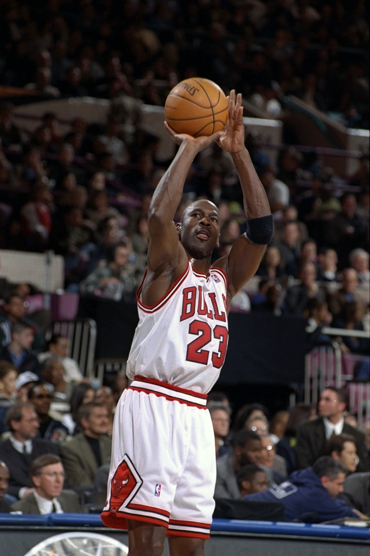 In his last all star game before his second retirement chicago s michael jordan scored