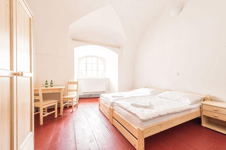 Klášter Broumov - Ubytování Dům hostů