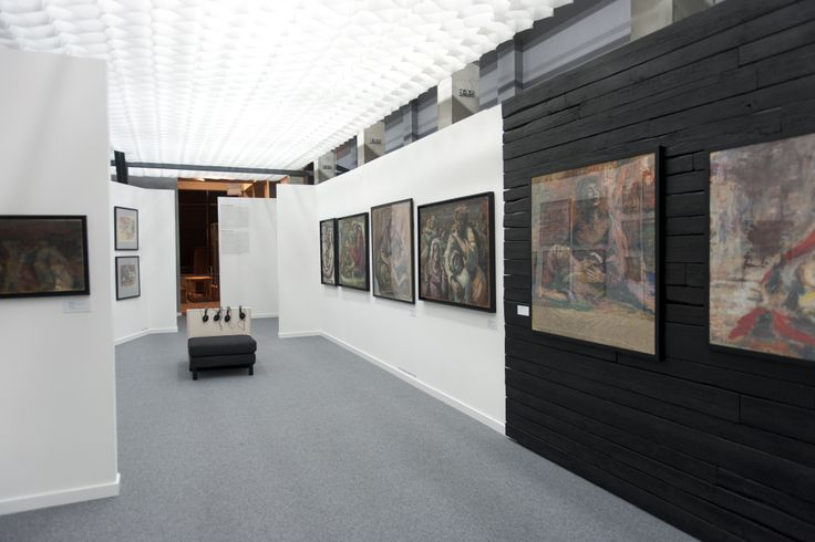 JAN CHRZAN'S EXHIBITION IN THE MUSEUM OF WARSAW UPRISING: JULY 31 - DECEMBER 31, 2013