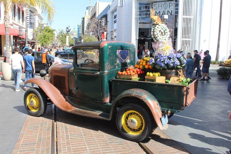 Wo finde ich den Farmers Market Los Angeles