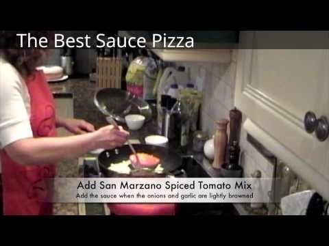Pizza sauce recipes, See how easy it is!