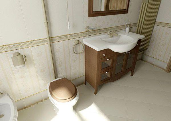 Ретро - Ванная комната