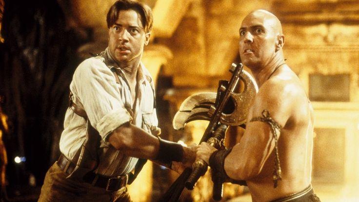 The Mummy Returns (2001) FULL FILM HD - Brendan Fraser, Rachel Weisz, Jo...