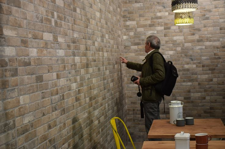 #Cerámica #Interiorismo #Local #CoffeeShop #Projects #Tiles #Ceramic #ProyectoInteriorismo #Cafetería #Cevisama16