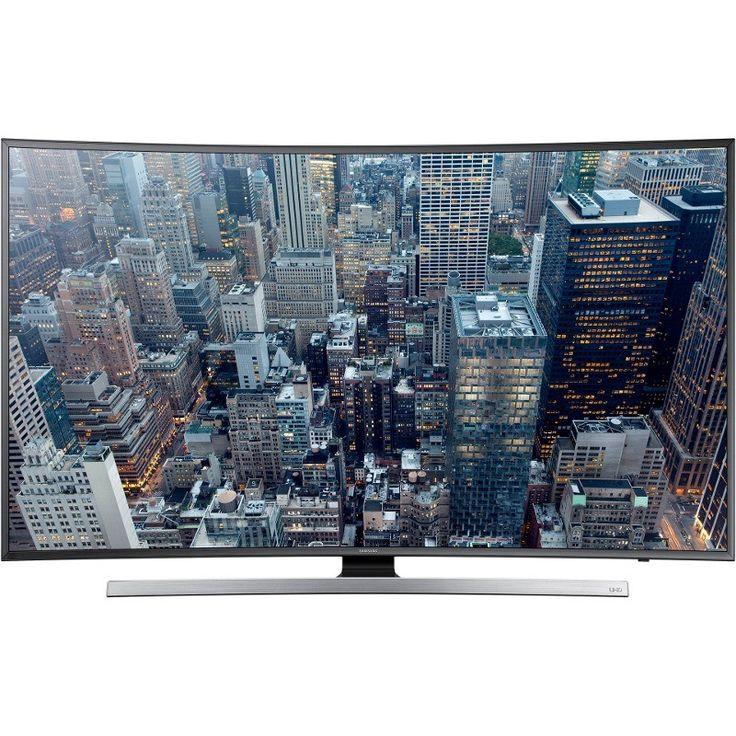 Televizor Samsung UE78JU7500LXXH, Smart TV, 3D, 197 cm, 4K UHD, Negru