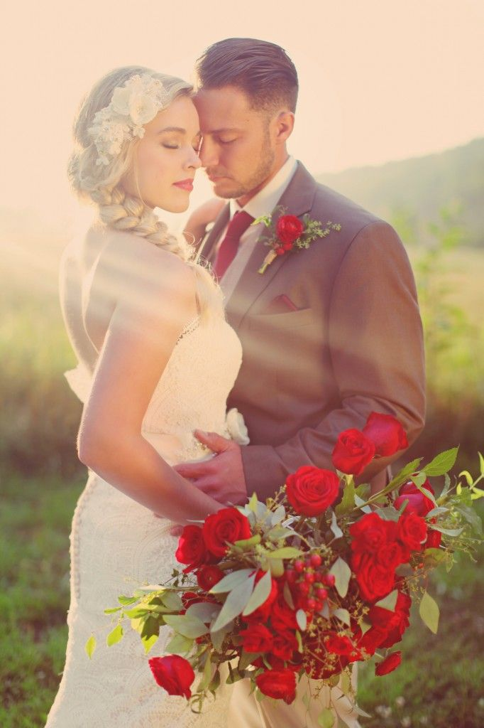 One of the most romantic wedding photos I've ever seen! by Julie Roberts Photography